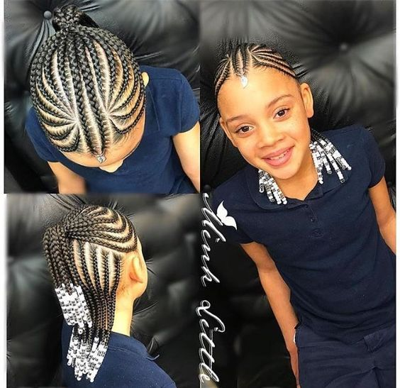 Black Kids Hairstyles With Beads African Hairstyles