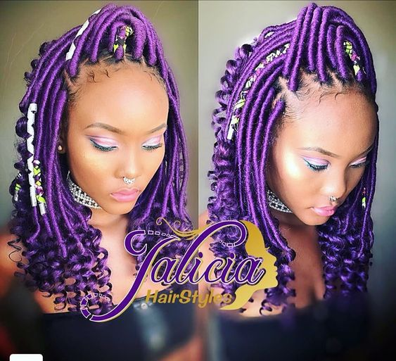 African Hairstyles Made With Wool African Hairstyles