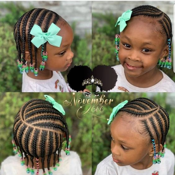 Cute Jamaican Hairstyles: Simple & Adorable Jamaican Toddler Hairstyles