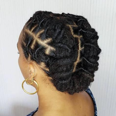 dread hairstyles for girls for back to school  african