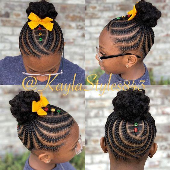 Easy Cute Black Baby Girl Hairstyles African Hairstyles