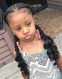 11 Year Old Black Girl Hairstyles With Weave African