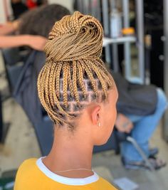 black hairstyles for small heads trends 2020  african