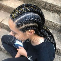 Gorgeous Latest South Africa Hairstyles Image African