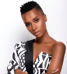 Low Cut Hairstyles For Nigerian Ladies African Hairstyles